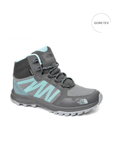 The North Face Lw Fp Mid GORE-TEX® - Su Geçirmez Gri